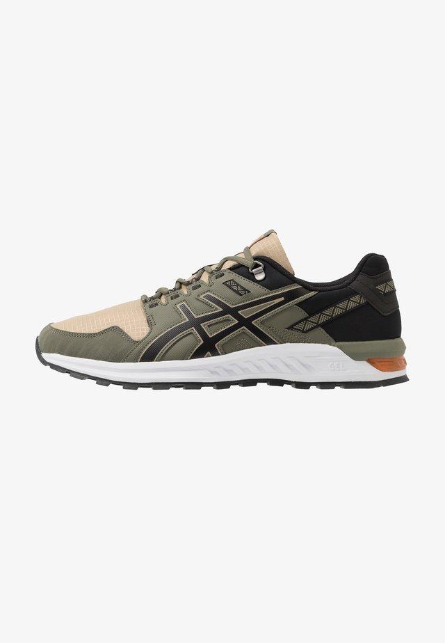 GEL-CITREK - Sneaker low - wood/black