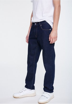 DYLAAN - Straight leg jeans - dark blue
