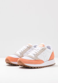 Saucony - JAZZ VINTAGE - Sneakers - white/cantaloupe - 3