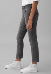 Marc O'Polo - THEDA - Relaxed fit jeans - grey effect wash - 3