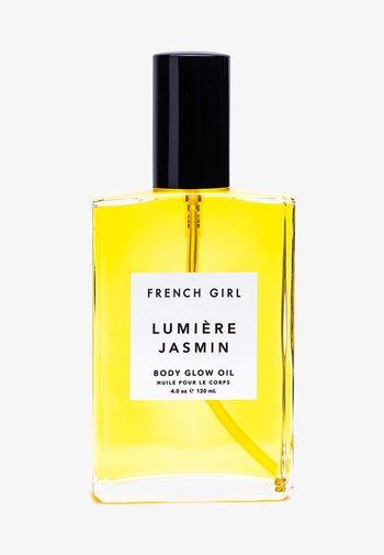 LUMIÈRE JASMIN - BODY GLOW OIL - Body oil - -