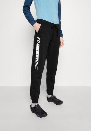 FULL SWING - Spodnie treningowe - black