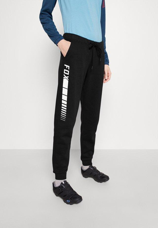 FULL SWING - Pantalones deportivos - black