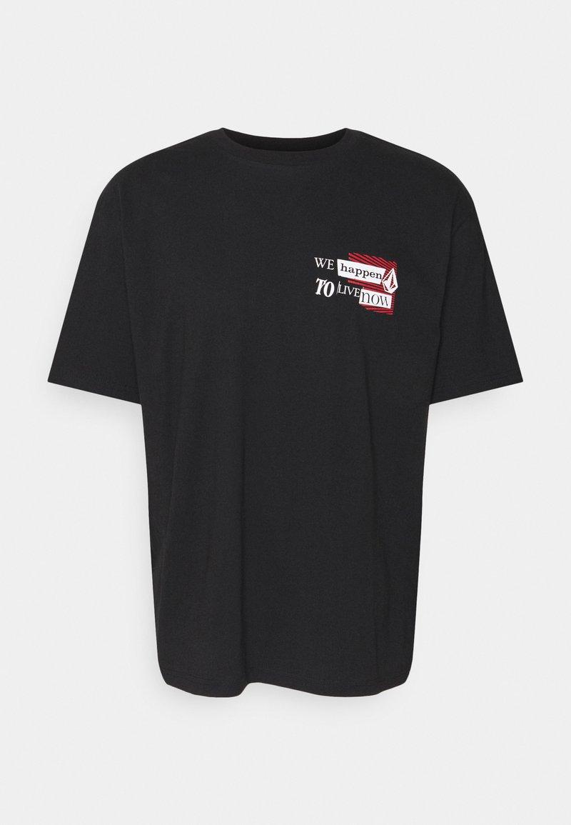 Volcom - LIV NOW LSE SS - Print T-shirt - black