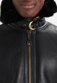 Schott - Leather jacket - black - 3