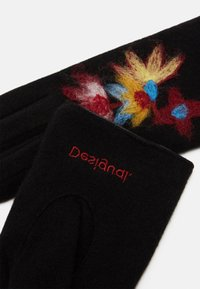 Desigual - GLOVES LOVELY - Fingerhandschuh - black - 3
