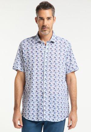 Overhemd - pastelblue
