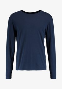 Zalando Essentials - Long sleeved top - dark blue - 4