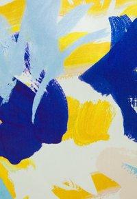 STUDIO ID - PRINT UNISEX - Tote bag - multicoloured/blue/orange - 4