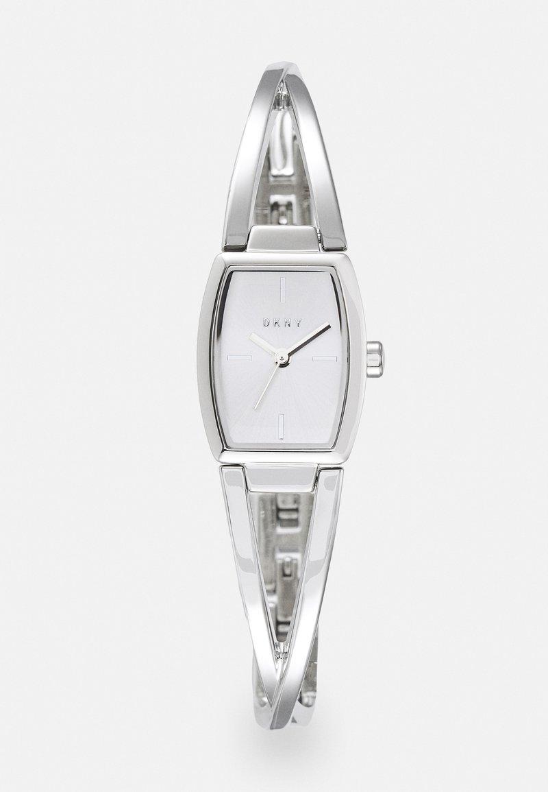 DKNY - CROSSWALK - Watch - silver-coloured