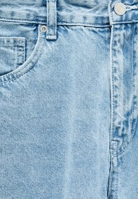 PULL&BEAR - Straight leg jeans - blue denim - 4