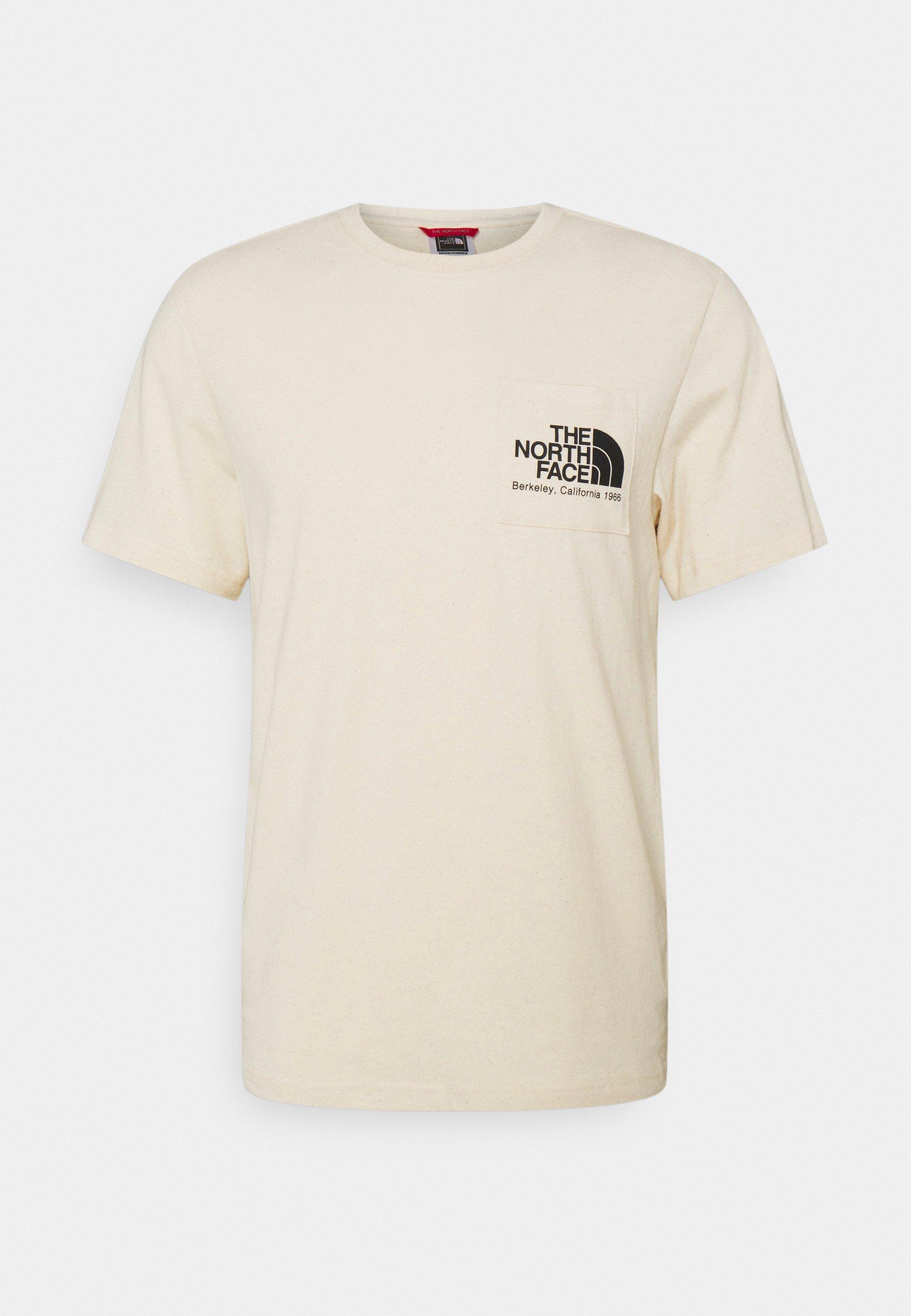 Homme BERKELEY CALIFORNIA POCKET TEE  - T-shirt imprimé
