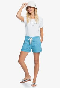 Roxy - LIFE IS SWEETER - Shorts - adriatic blue - 4