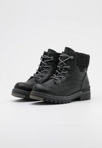 Jana - Botas para la nieve - black - 2