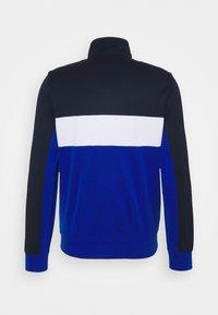 Lacoste Sport - TENNIS JACKET - Trainingsvest - navy blue/lazuli/white - 1