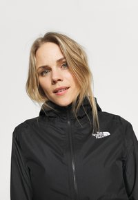 The North Face - FIRST DAWN PACKABLE JACKET - Veste Hardshell - black - 4