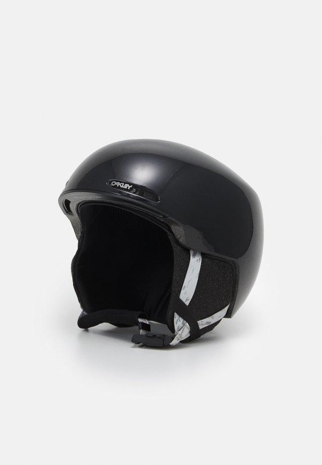 MOD - Hjelm - stale sandbech polished black