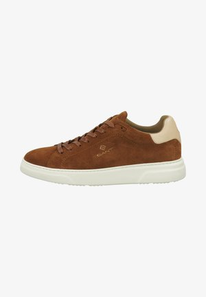 JOREE - Sneakers - cognac