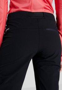 Vaude - BADILE PANTS II - Trousers - black uni - 5