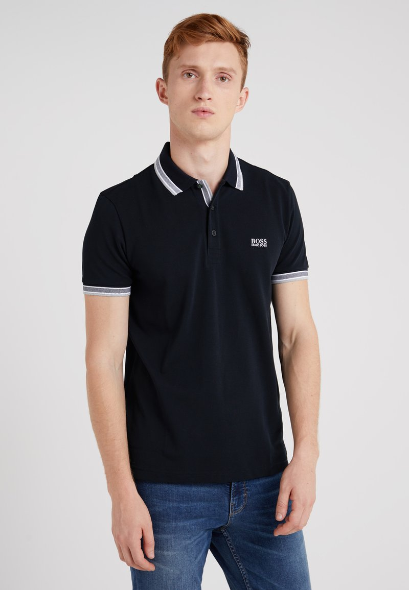 BOSS - PADDY  - Poloshirt - black