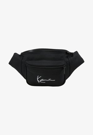 SIGNATURE WAIST BAG - Bæltetasker - black