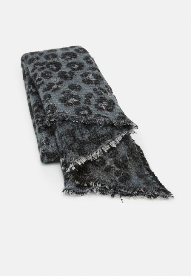 PCRALJA LONG SCARF - Scarf - black