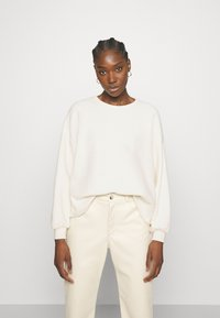 American Vintage - BOBYPARK - Sweatshirt - ecru - 0