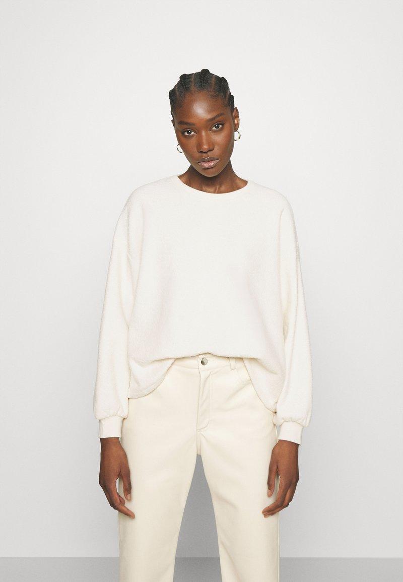 American Vintage - BOBYPARK - Sweatshirt - ecru
