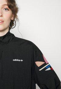 adidas Originals - TRACK  - Training jacket - black - 8