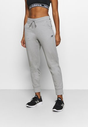 RELENTLESS TECH JOGGER - Tracksuit bottoms - athletic grey