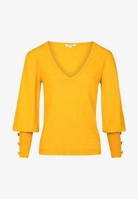 Morgan - Sweatshirt - ochre - 4