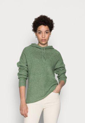 MARISSA  - Hoodie - hedge green melange