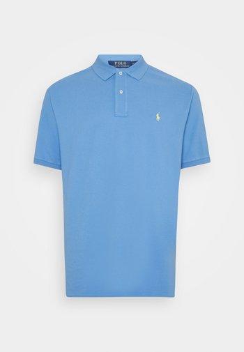 SHORT SLEEVE - Polo shirt - blue