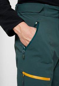 Haglöfs - STIPE PANT MEN - Spodnie narciarskie - mineral - 4