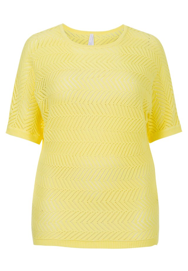 Blouse - light yellow