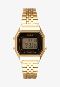 Orologio digitale - gold-coloured/black