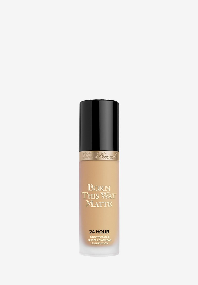 Too Faced - BORN THIS WAY MATTE FOUNDATION - Foundation - natural beige