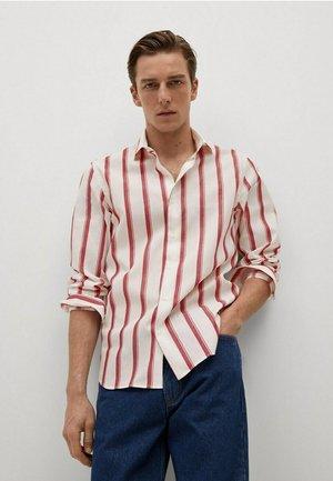 Košile - vinröd