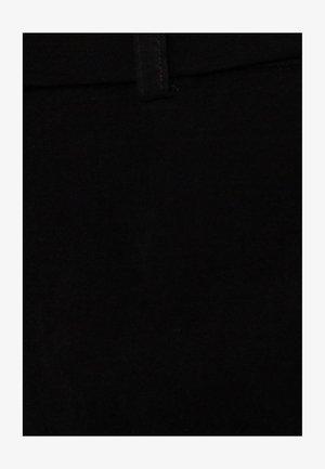 PANTALON TAILLEUR  - Pantalon classique - noir