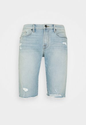 L'HOMME CUT OFF  - Denim shorts - tidaled