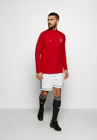 adidas Performance - FCB ANTHEM - Club wear - red - 1