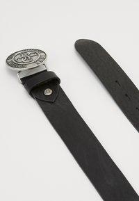 Guess - ADJUSTABLE BELT - Belt - black - 1