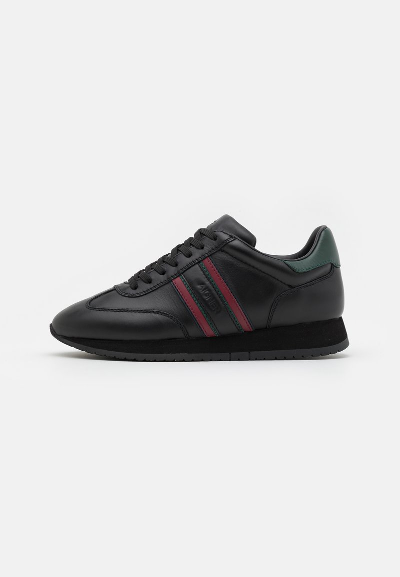 AIGNER - ELIAS - Trainers - black/green