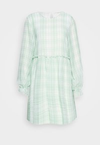 Love Copenhagen - EDWINA DRESS - Kjole - white/green - 5