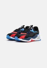 Puma - BMW MMS RS-2K UNISEX - Trainers - black/marina/high risk red - 1