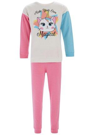 SET - Pyjamas - ecru