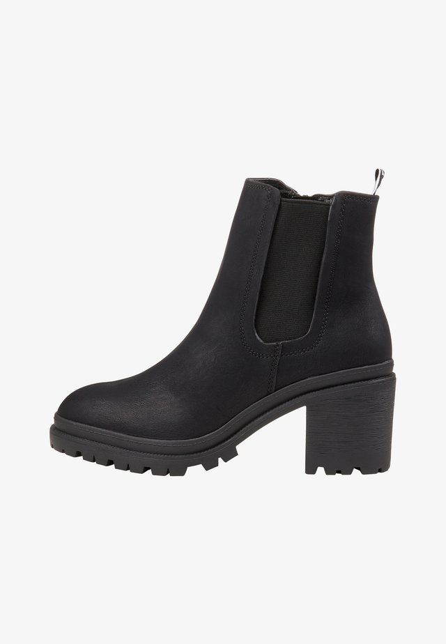 MASA - Bottines à talons hauts - black