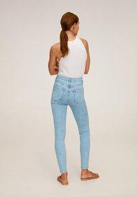 Mango - NOA - Jeans Skinny Fit - hellblau - 2