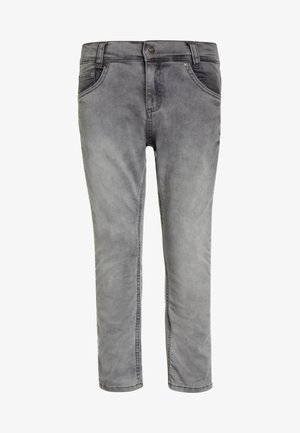 Jeans straight leg - light grey