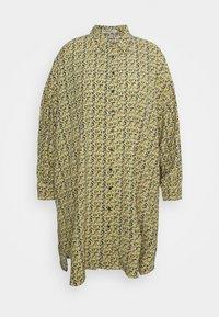 Glamorous Curve - Shirt dress - multi yellow ditsy - 6